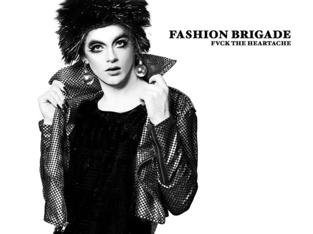"""Fashion Brigade – """"Middle C"""" (Feat. Frankie Cosmos) & """"First Sunny Day Of The Year"""" (Feat. Phosphorescent's Jo Schornikow)"""