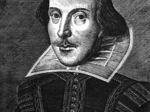What did William Shakespeare look like?