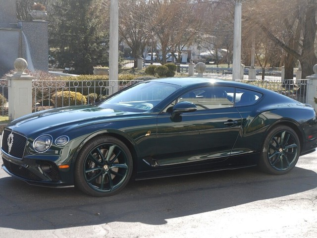 2020 Bentley Continental--GT AWD 2dr Coupe