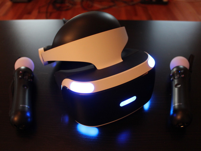 Next-gen PlayStation VR headset for PS5 might have just leaked