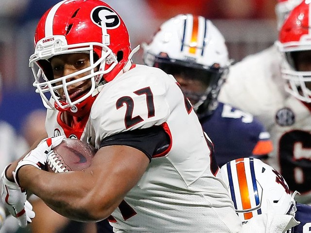 Tracking college football's top 25 picture in Week 14 as final scores roll in
