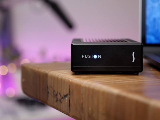 Review: Sonnet's Fusion Thunderbolt 3 PCIe Flash Drive is an incredibly fast and nimble bus-powered beast [Video]