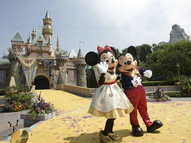 International Traveler With Measles Visited Disneyland, Others Possibly Exposed