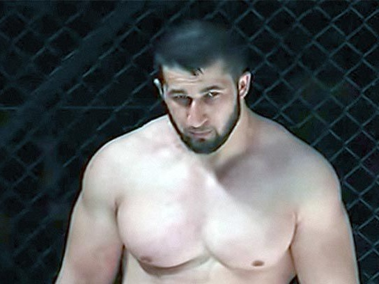 Chechen MMA fighter assassinated in a case of mistaken identity