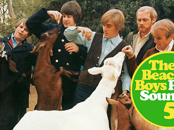"Hear the Beach Boys' Angelic Vocal Harmonies in Four Isolated Tracks from Pet Sounds: ""Wouldn't It Be Nice,"" ""God Only Knows,"" ""Sloop John B"" & ""Good Vibrations"""