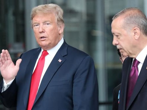 """""""15 Quick Questions Trump Should Ask Erdogan, But Won't"""": Top US Official"""