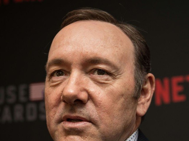 Kevin Spacey allegedly groped former Norwegian royal in 2007