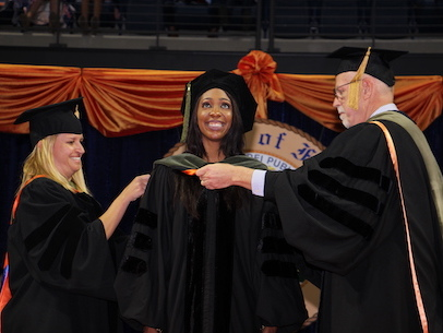 UF College of Pharmacy celebrates graduates and major milestones at 2019 commencement
