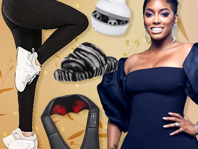 Porsha Williams Shares Her Mother's Day Amazon Essentials