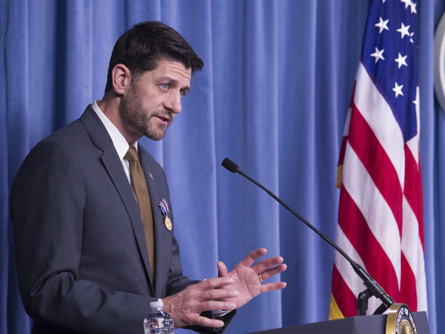 Paul Ryan reveals his two biggest regrets