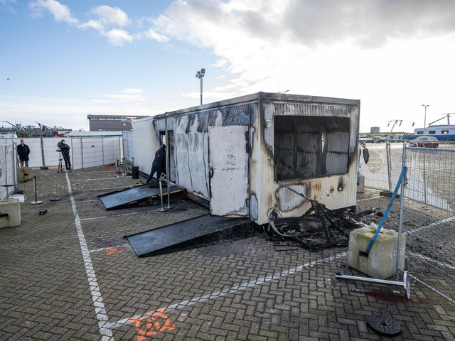 Dutch COVID-19 testing facility torched during ongoing riots over curfew