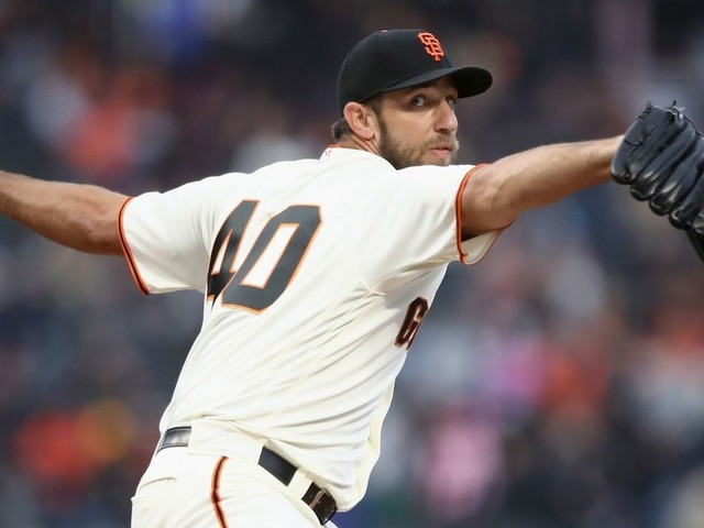 Morning Briefing: Madison Bumgarner is not opening up to this idea