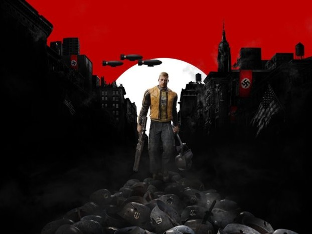 Hands-on: Wolfenstein II: The New Colossus mixes Nazi slaying with surprise and delight