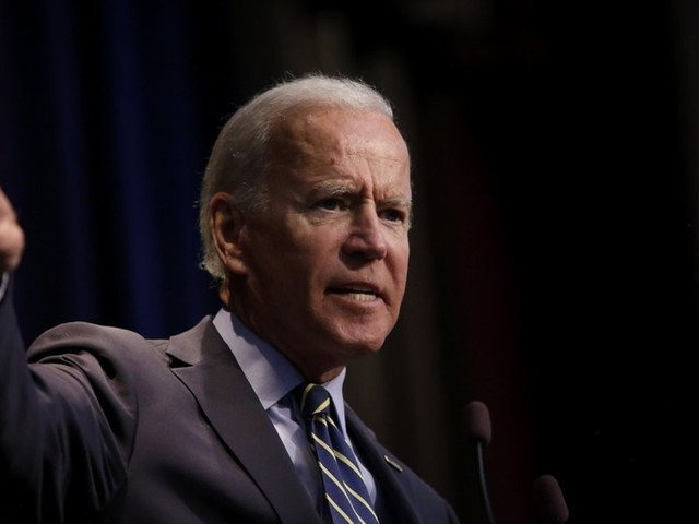 Biden: Racism is a 'white man's problem'