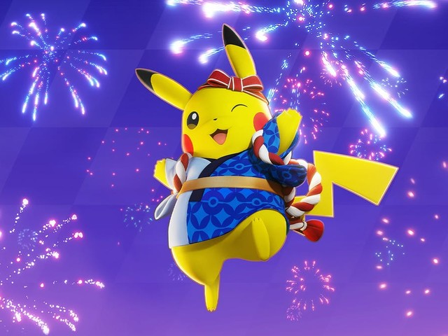 You're Not The Only Pokémon Unite Player Unable To Nab Festival Pikachu Right Now
