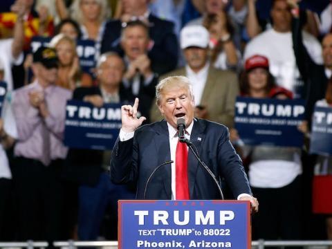 Stocks Slide After Trump Threatens Government Shutdown Over Wall Funding, Killing NAFTA