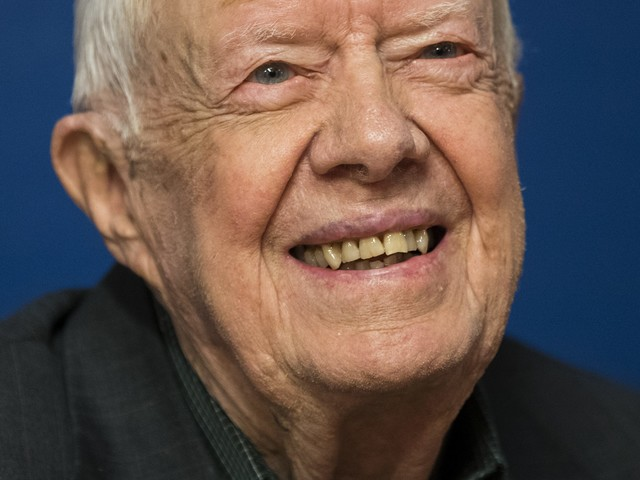 Former President Jimmy Carter released from hospital after being treated for infection