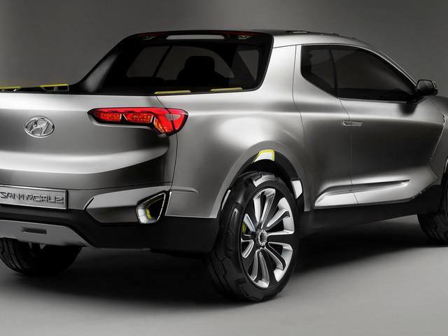 Hyundai's Pickup Could Get A Ranger Raptor-Rivaling Variant