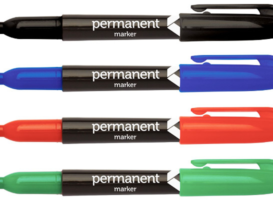 *HOT* Office Depot Permanent Markers 5-Pack for JUST 38¢ + FREE Pickup (Reg $3.49)