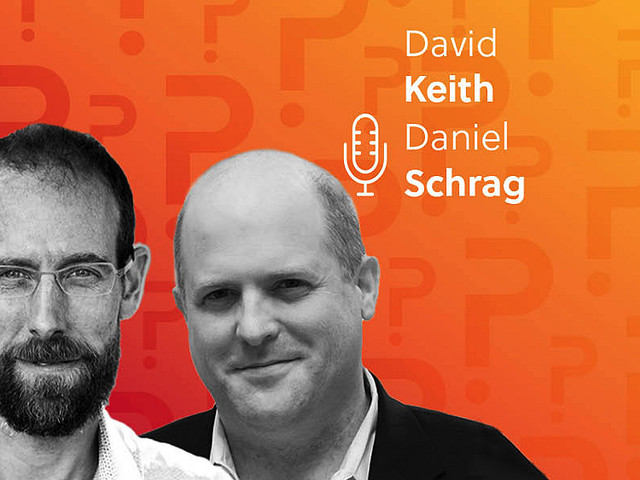 Daniel Schrag and David Keith: Can Solar Geoengineering Help Fight Climate Change?