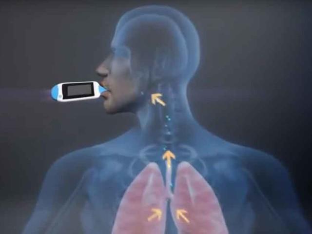 A Breathalyzer for Disease?