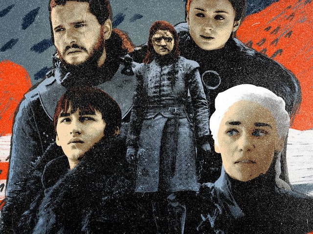 In the End, 'Game of Thrones' Became a TV Show
