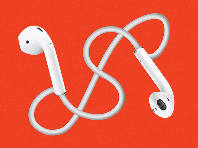 Retailers are selling $60 cords for Apple's wireless Airpods