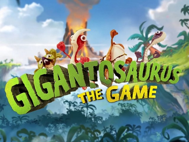 Gigantosaurus The Game Is Now Available For Xbox One