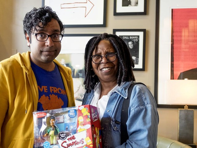 Hari Kondabolu's The Problem with Apu attempts to shut down The Simpsons' racist caricature for good