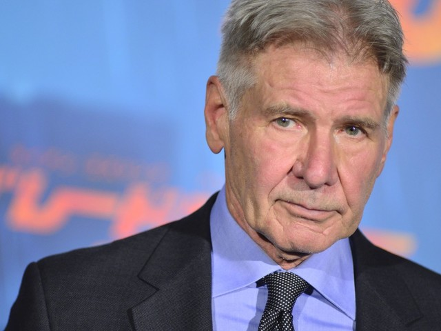 Harrison Ford Helps Rescue Woman After She Crashes Off The Highway