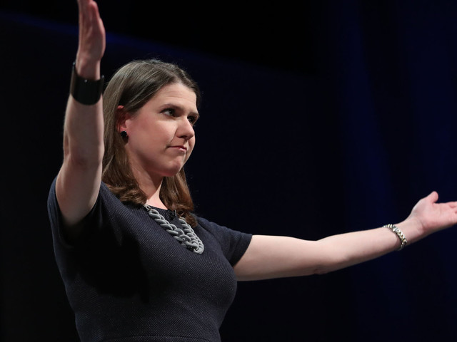 Russia And China Now More 'Reasoned' And 'Measured' Than The US, Says Jo Swinson