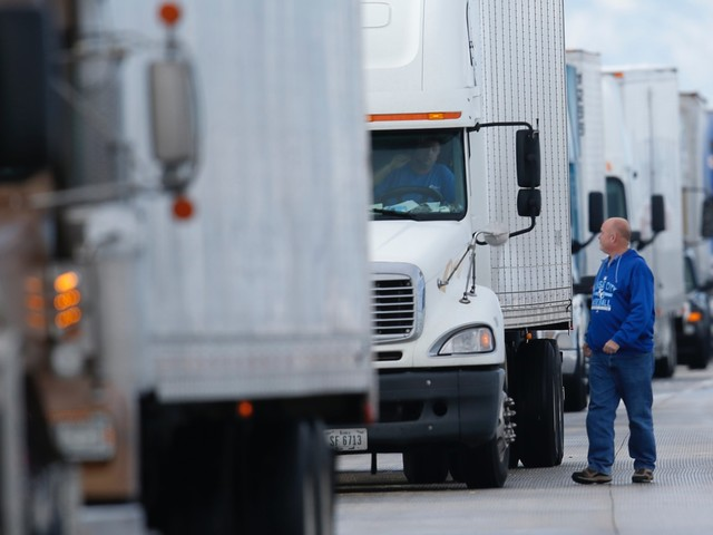 Thousands of truck drivers have lost their jobs this year in the trucking 'bloodbath.' Here's what's behind the slowdown in the $800 billion industry.