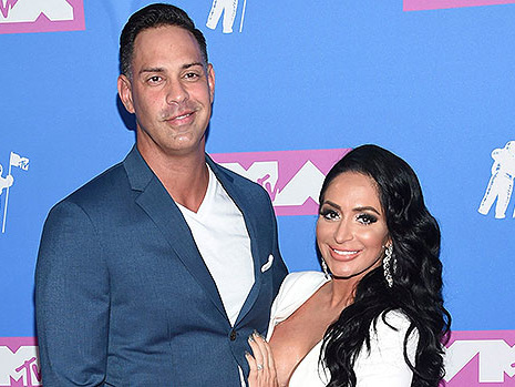 Angelina Pivarnick's Wedding Dress: See 'Jersey Shore' Star's Gorgeous Gown She Wears To Marry Chris Larangeira