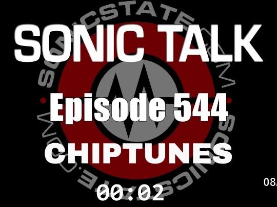 Podcast: Sonic TALK 544 - Chiptunes Explain It Please