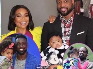 Gabby & D. Wade's 'Shady Baby' Is About To Be A Star + The Wests Do 'Church Service' + Lance Gross' Daddy-Daughter Date + Chrissy Teigen On Hamster Mom Duty