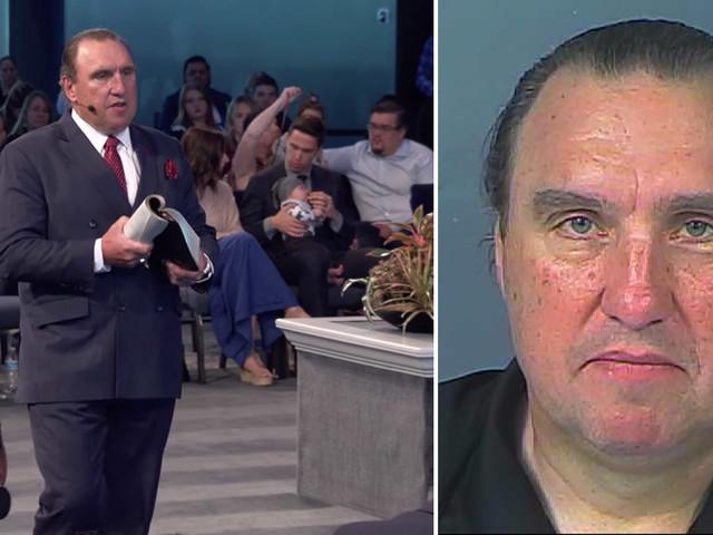 "Florida Megachurch Pastor Arrested for Holding 2 Large Sunday Services Defying ""Safer At Home"" Order"