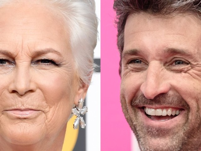 15 celebrities who rock their gray hair
