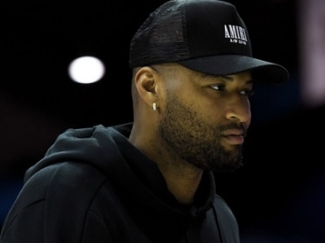 Arrest Warrant Issued For Lakers Baller & Newlywed DeMarcus Cousins Ater His Child's Mother Releases Audio Of Him Allegedly Threatening To 'Blow Her Head Off'