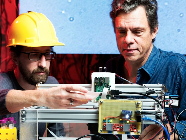 Robot Microscopes Demystify Plankton, the Sea's Most Vital Residents