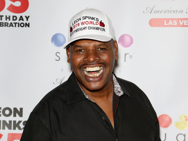 Former heavyweight champion, Olympic gold medalist Leon Spinks hospitalized in Las Vegas