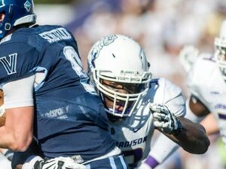 James Madison leads with 3 on AP FCS All-America team