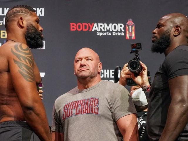 UFC 266: Volkanovski vs. Ortega main card live results, discussion, PBP