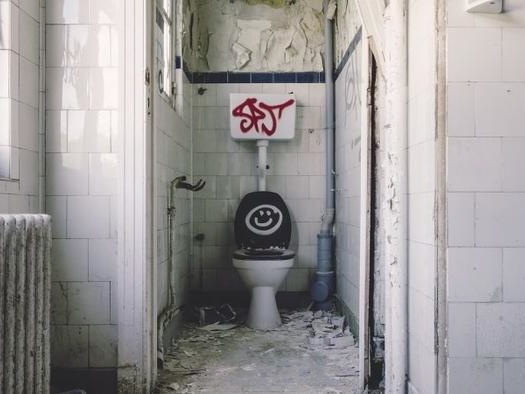 The Quality Of Life In The United States Is Going Down The Toilet