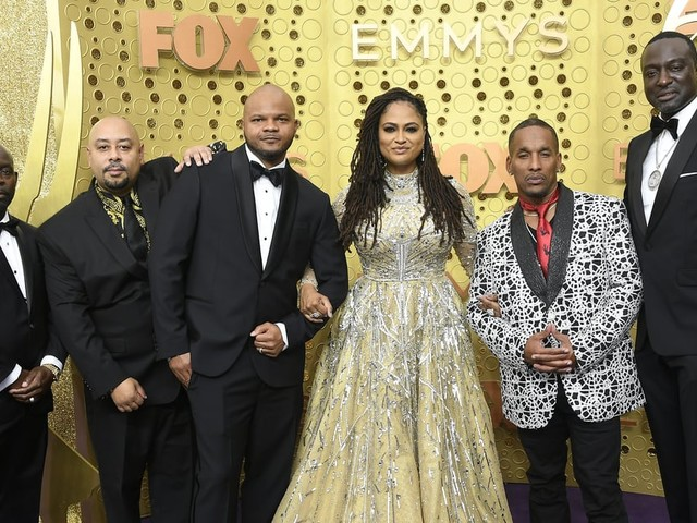The Real-Life Exonerated Five Make a Powerful Appearance at the Emmys With Ava DuVernay
