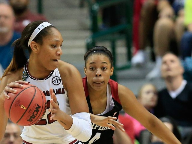 WNBA mock draft: A'ja Wilson will go No. 1. After that, anything can happen