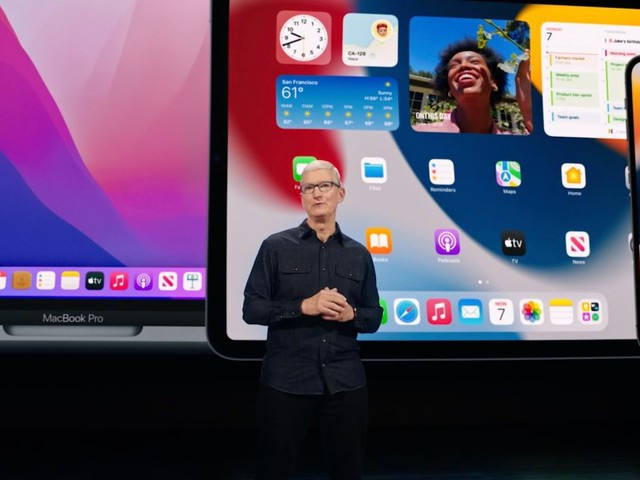 Everything Apple announced in its WWDC 2021 keynote: iOS 15, macOS Monterey, more