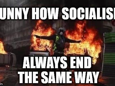 Socialism Always Fails