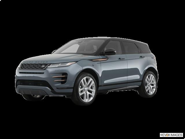 2020 Land Rover Range Rover Evoque Expert Review