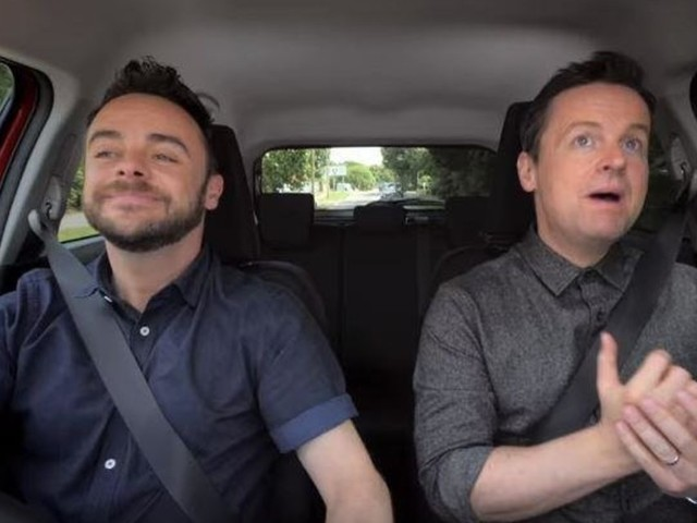 Ant McPartlin's Drink-Drive Charge Leads To Suzuki Ending £20m Endorsement Deal