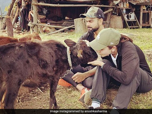 Anushka's 'Love Recognises Love' Post With Virat From Bhutan Is So Cute